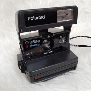 Polaroid One Step Close Up Camera